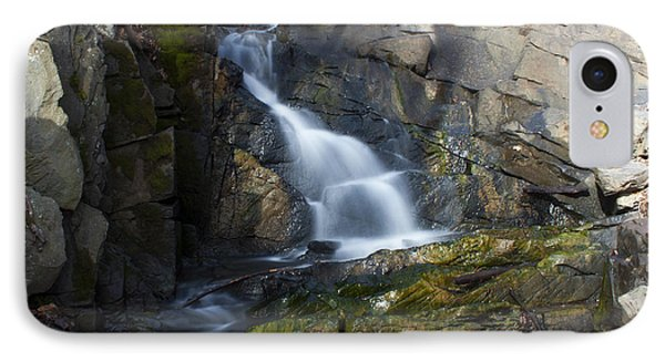 IPhone Case featuring the photograph Falling Waters In February #2 by Jeff Severson