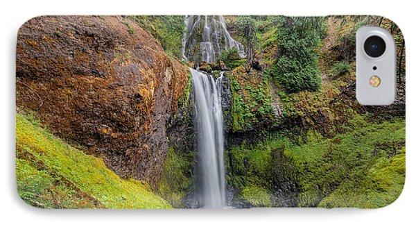 Falls Creek Falls Phone Case by David Gn