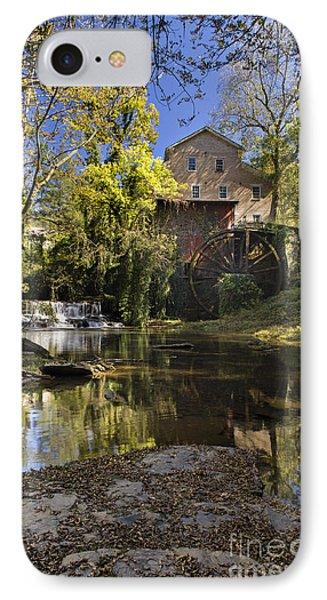 Falls Mill - D009770 IPhone Case