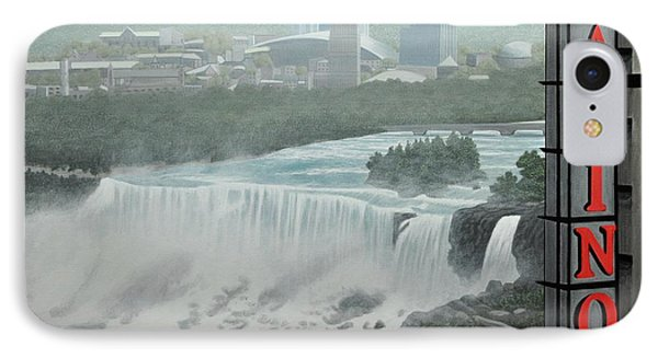 Falls View Phone Case by Kenneth M  Kirsch
