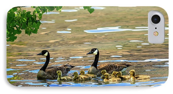 Family Affair IPhone Case by Robert Bales