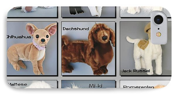 Famous Dogs IPhone Case