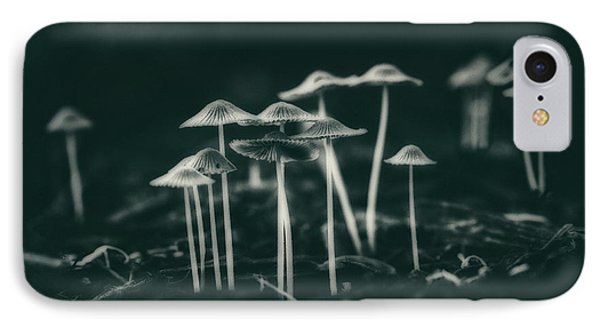 Fanciful Fungus IPhone Case