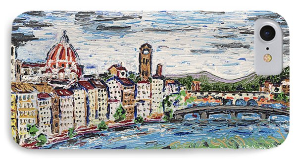 Fantastic Florence Italy IPhone Case