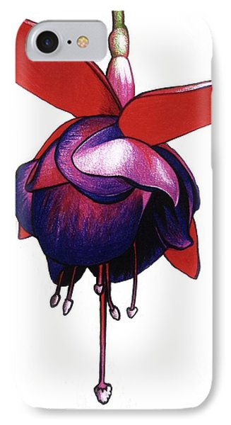 Fantastic Fuchsia IPhone Case