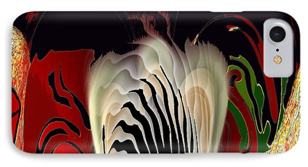 Fantasy Abstract Phone Case by Natalie Holland