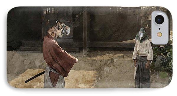 Surreal Art 45 IPhone Case by Jani Heinonen
