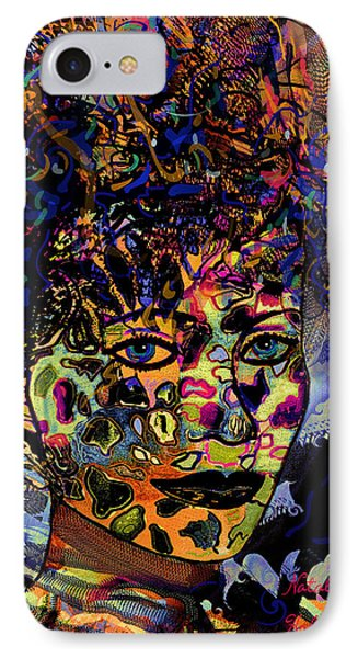 Fantasy Beauty IPhone Case by Natalie Holland