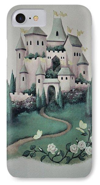 Fantasy Castle IPhone Case