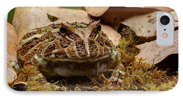 Fantasy - Horned Frog IPhone Case
