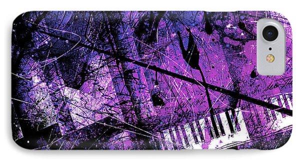 Fantasy In F Minor IPhone Case by Gary Bodnar