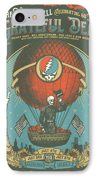 Fare Thee Well IPhone Case