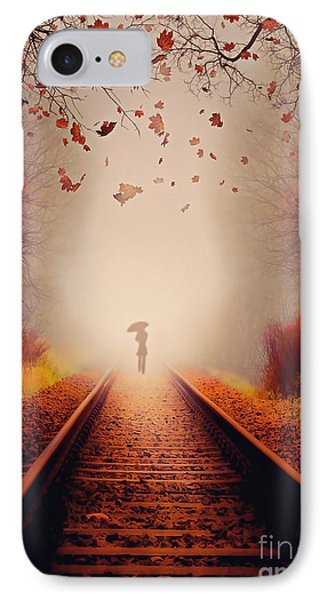 Farewell IPhone Case by Svetlana Sewell