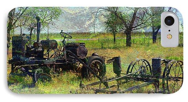 Farm Equipment IPhone Case