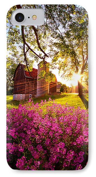Farm Fresh IPhone Case by Phil Koch