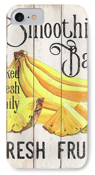 Fruits iPhone 7 Case - Farm Garden 2 by Debbie DeWitt
