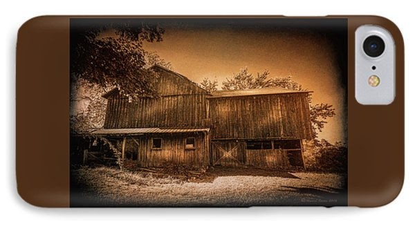 Farm Memories IPhone Case by Marvin Spates