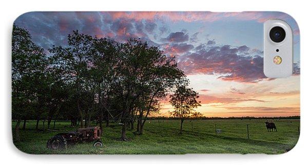 Farm View  IPhone Case