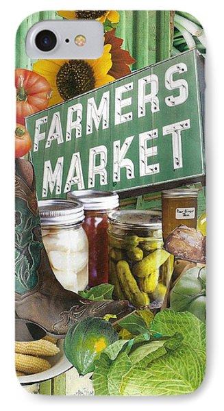 Farmers Market IPhone Case