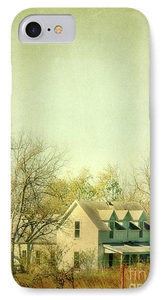 IPhone Case featuring the photograph Farmhouse In Arkansas by Jill Battaglia