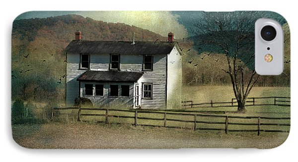 Farmhouse IPhone Case by Kathy Russell