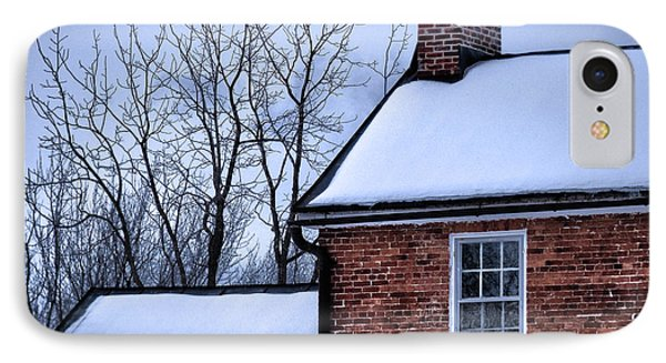 IPhone Case featuring the photograph Farmhouse Window by Robert Geary