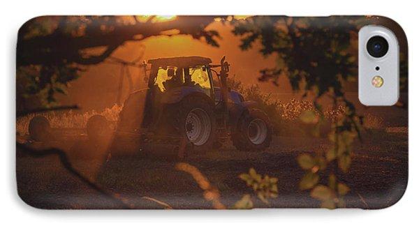 Farming 'till Sundown IPhone Case