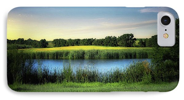Farmland Waters IPhone Case