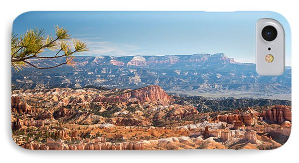 Farview Point, Bryce Canyon N.p. IPhone Case