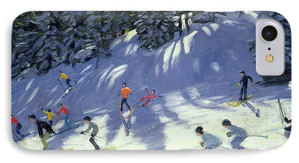 Fast Run Phone Case by Andrew Macara