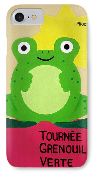 Fat Frog Best Phone Case by Oliver Johnston