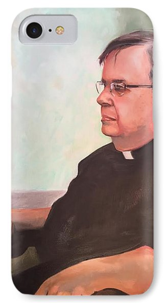Father Ed IPhone Case
