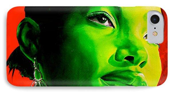 Fatima Phone Case by Laura Pierre-Louis