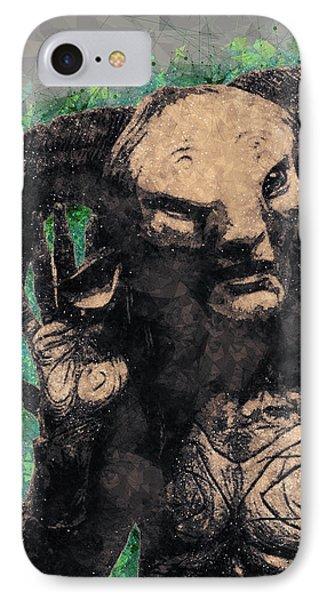 Faun - Pan's Labyrinth  IPhone Case