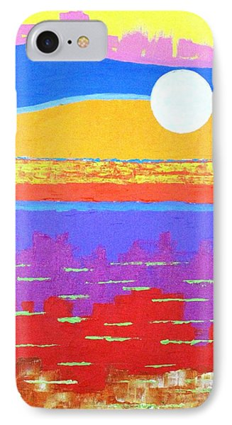 Fauvist Sunset IPhone Case