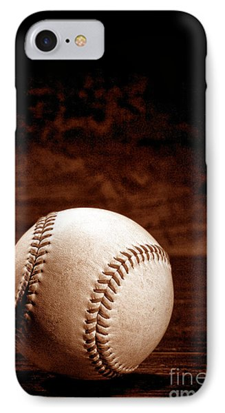 Favorite Pastime  IPhone Case