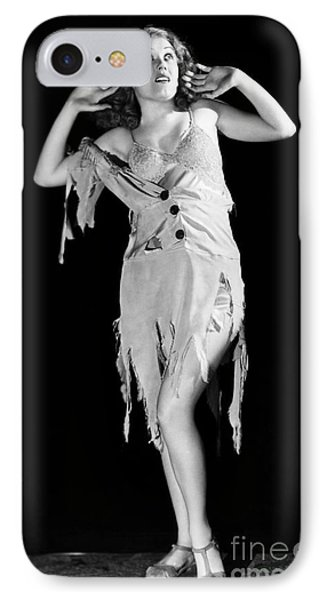 Fay Wray (1907-2004) Phone Case by Granger