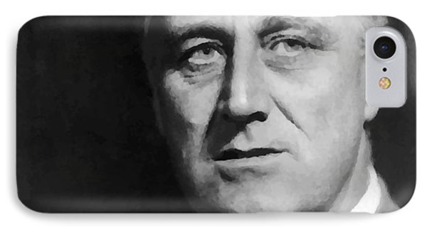 FDR Phone Case by War Is Hell Store