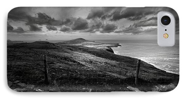 Feaghmaan West IPhone Case by Nichola Denny