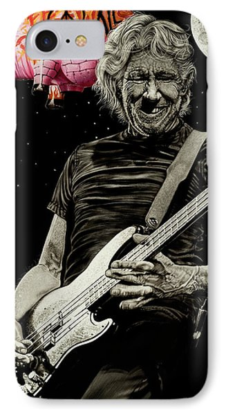 Fear Builds Walls IPhone Case by Dan Menta