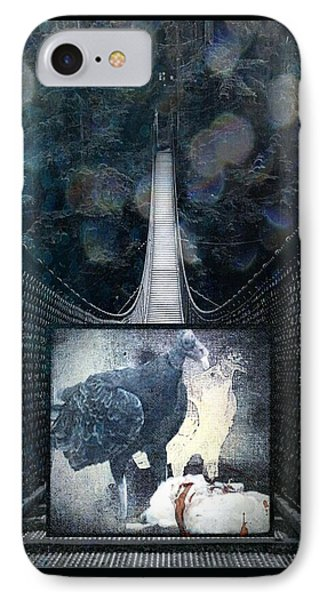 Fear Of Stairs IPhone Case