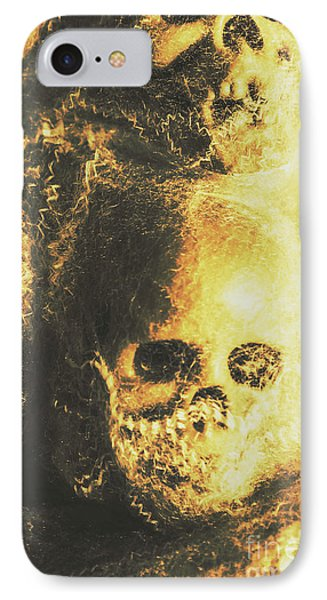 Fear Of The Capture IPhone Case