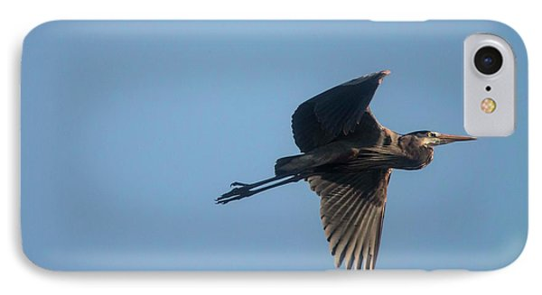 IPhone Case featuring the photograph Feathering The Nest by David Bearden