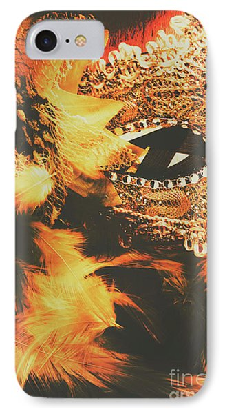 Feathers And Femininity  IPhone Case by Jorgo Photography - Wall Art Gallery