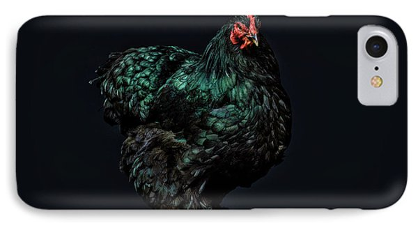 Feathers IPhone 7 Case by John Towner