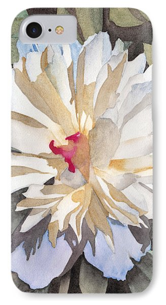 Feathery Flower Phone Case by Ken Powers