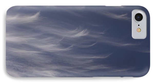 IPhone Case featuring the photograph Feathery Sky by Shari Jardina