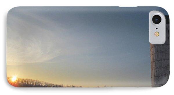 February 28 2013 Sunrise IPhone Case