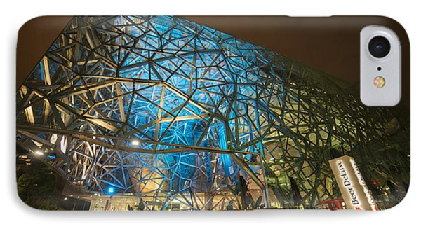 Fed Square Blues IPhone Case