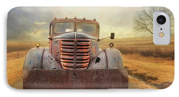 Federal Tow Truck IPhone Case